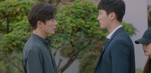 Hậu tỏ tình, Park Min Young lại khiến người yêu tức điên vì dám qua đêm với anh trai nuôi trong Her Private Life! - Ảnh 12.
