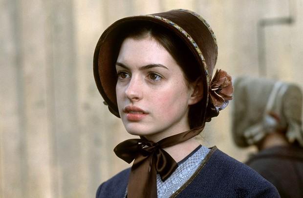 Nhìn lại vẻ đẹp nữ thần của công chúa Anne Hathaway trên màn ảnh - Ảnh 5.