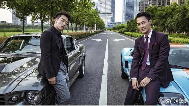 Trả lương bèo bọt như TVB: Xa Thi Mạn tháo chạy sang Trung Quốc, có người đổi nghề làm vệ sĩ cho Choi Si Won? - Ảnh 7.