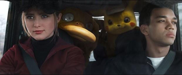 Không phải Ryan Reynolds, nữ chính Pokémon: Detective Pikachu mới là người được xin link nhiều nhất! - Ảnh 6.