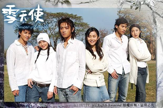 Top 10 phim thần tượng Đài Loan mà 9X nào cũng mê mẩn quên lối về - Ảnh 5.