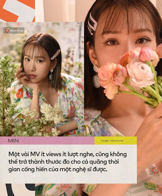 Min nói về lượt xem MV cao thấp trên Youtube: Number talks - những con số luôn biết nói - Ảnh 6.