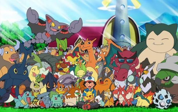 11 trứng phục sinh cưng muốn xỉu của Pokémon DETECTIVE PIKACHU - Ảnh 4.