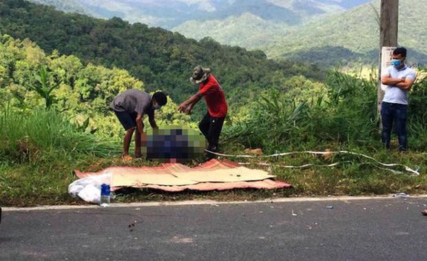 Rúng động chồng giết vợ, đốt xác phi tang ở Lâm Đồng - Ảnh 1.