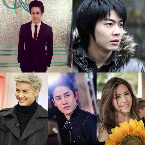 5 anh em nhà nam thần Thái Lan Mike Angelo: Toàn đẹp cực phẩm, học trường nhà giàu, có người cực giống Jin (BTS) - Ảnh 1.