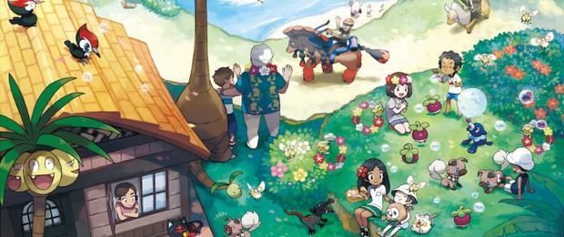 DETECTIVE PIKACHU và kỉ nguyên Pokémon trên màn ảnh rộng - Ảnh 2.