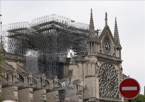 Hạ viện Pháp thông qua dự luật gây tranh cãi về khôi phục Nhà thờ Đức Bà  - Ảnh 1.