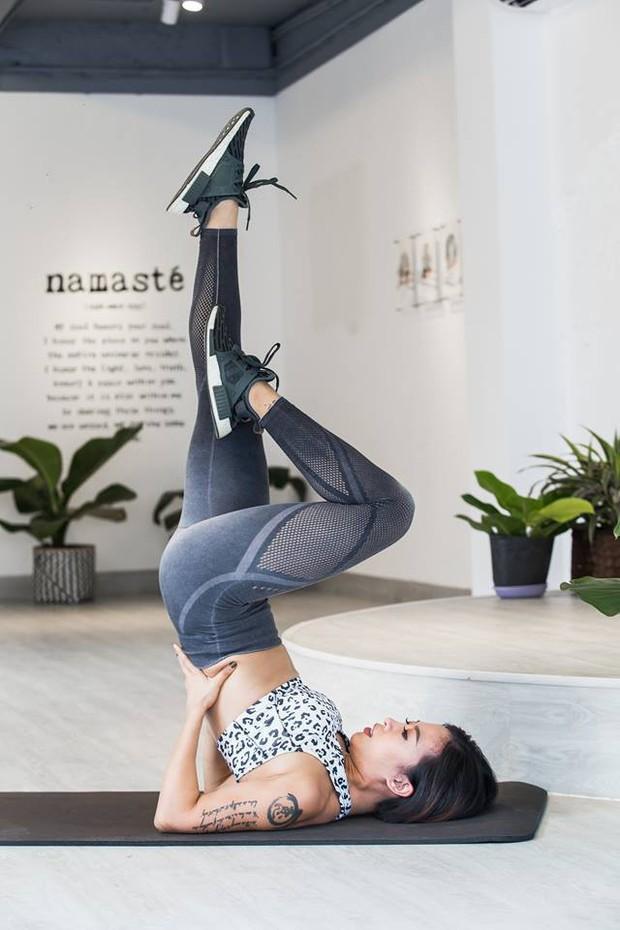 Hana Giang Anh: HLV fitness là một nghề nhạy cảm và đầy cám dỗ - Ảnh 3.