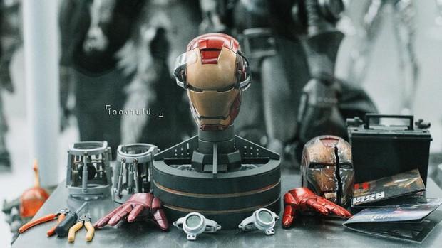 Muôn kiểu fan Marvel: Cuồng đến mức mở hẳn quán cà phê chứa đầy mô hình tiền tỷ! - Ảnh 3.