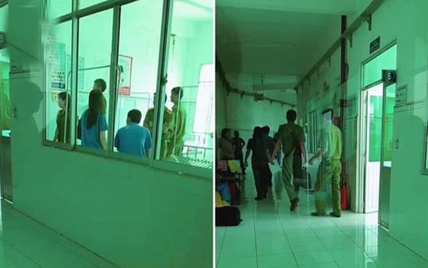 Thông tin mới vụ sản phụ 21 tuổi vào bệnh viện sinh con được 2 ngày thì nghi bị xâm hại tình dục - Ảnh 1.
