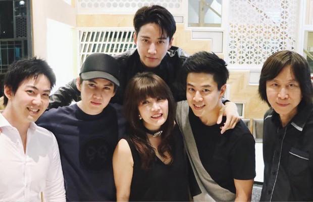 5 anh em nhà nam thần Thái Lan Mike Angelo: Toàn đẹp cực phẩm, học trường nhà giàu, có người cực giống Jin (BTS) - Ảnh 11.