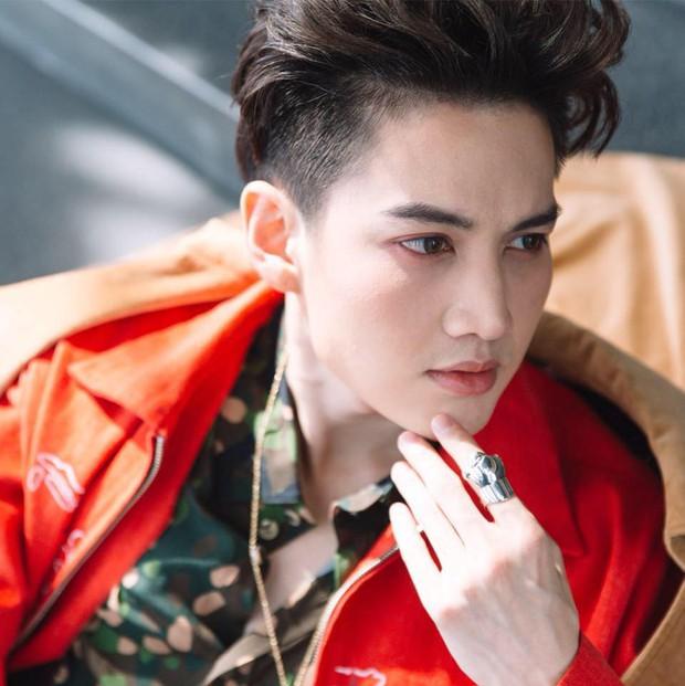 5 anh em nhà nam thần Thái Lan Mike Angelo: Toàn đẹp cực phẩm, học trường nhà giàu, có người cực giống Jin (BTS) - Ảnh 12.