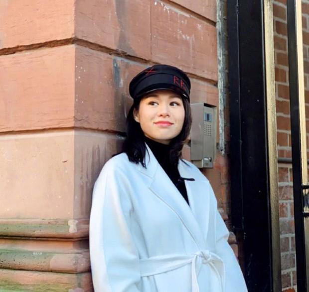 Hồ Hạnh Nhi vác bụng bầu tụ tập chị em Hoa hậu, ai mà ngờ nhan sắc nhạt nhoà khi xưa giờ lại nổi bật nhất - Ảnh 8.
