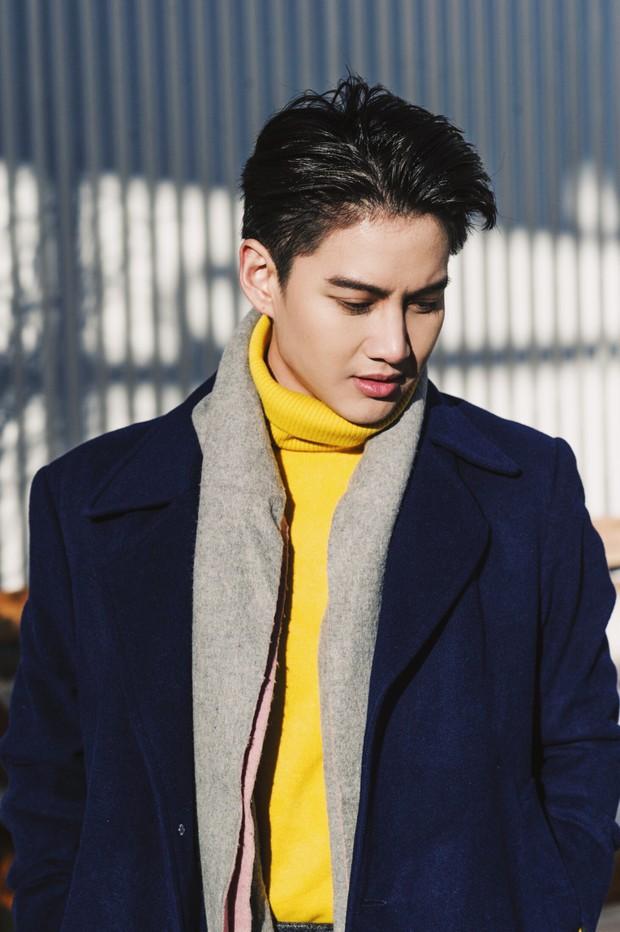 5 anh em nhà nam thần Thái Lan Mike Angelo: Toàn đẹp cực phẩm, học trường nhà giàu, có người cực giống Jin (BTS) - Ảnh 14.
