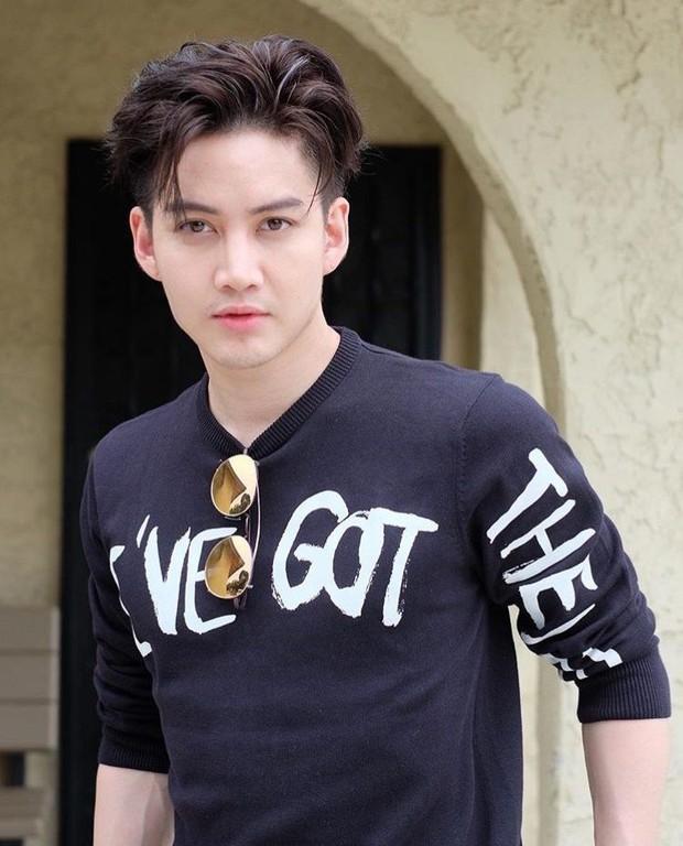 5 anh em nhà nam thần Thái Lan Mike Angelo: Toàn đẹp cực phẩm, học trường nhà giàu, có người cực giống Jin (BTS) - Ảnh 15.