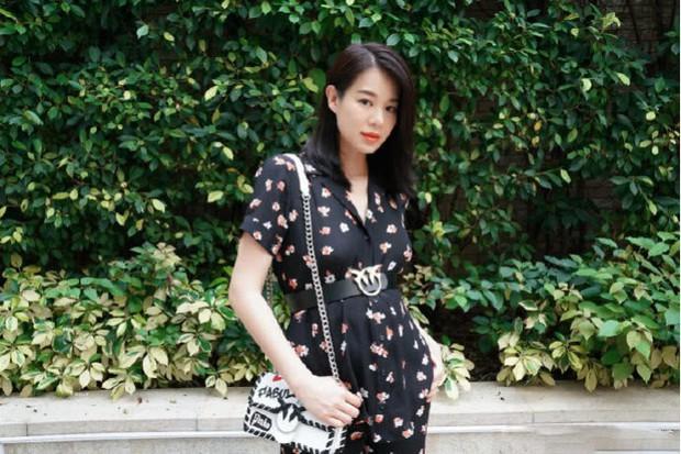 Hồ Hạnh Nhi vác bụng bầu tụ tập chị em Hoa hậu, ai mà ngờ nhan sắc nhạt nhoà khi xưa giờ lại nổi bật nhất - Ảnh 7.