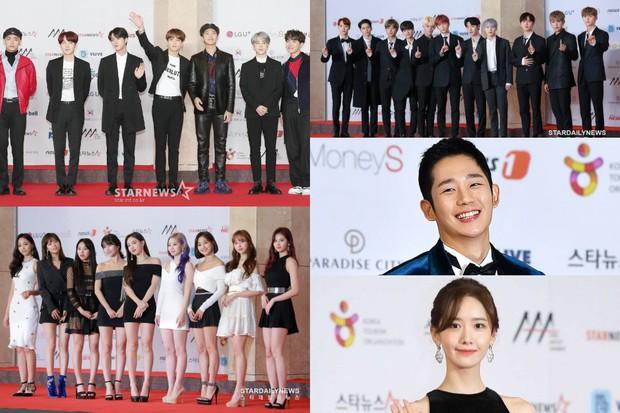 Tin nổi không: Lễ trao giải khủng xứ Hàn sắp tổ chức tại Việt Nam, hội tụ BLACKPINK, Jang Dong Gun và quân đoàn idol? - Ảnh 4.