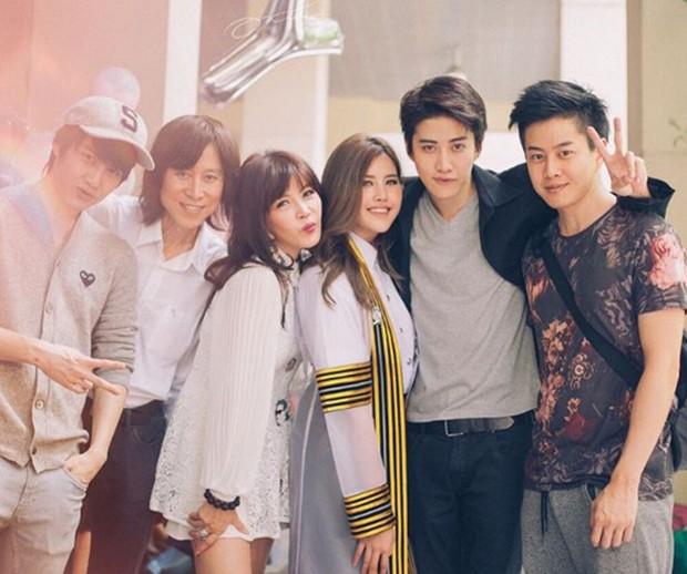 5 anh em nhà nam thần Thái Lan Mike Angelo: Toàn đẹp cực phẩm, học trường nhà giàu, có người cực giống Jin (BTS) - Ảnh 32.