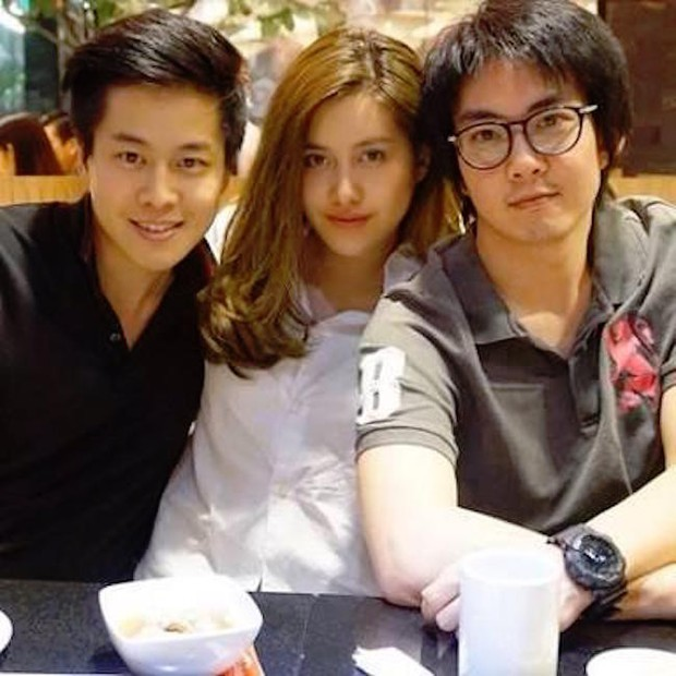 5 anh em nhà nam thần Thái Lan Mike Angelo: Toàn đẹp cực phẩm, học trường nhà giàu, có người cực giống Jin (BTS) - Ảnh 9.