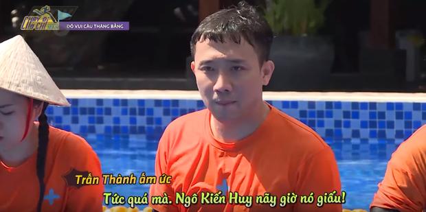 2 bí mật thầm kín của Ngô Kiến Huy lần đầu được tiết lộ tại Running Man Việt, đó là... - Ảnh 4.