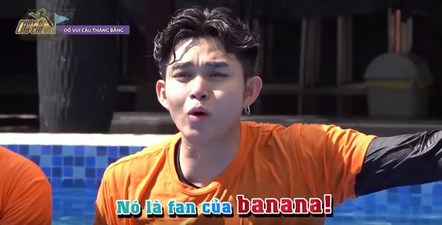 2 bí mật thầm kín của Ngô Kiến Huy lần đầu được tiết lộ tại Running Man Việt, đó là... - Ảnh 6.