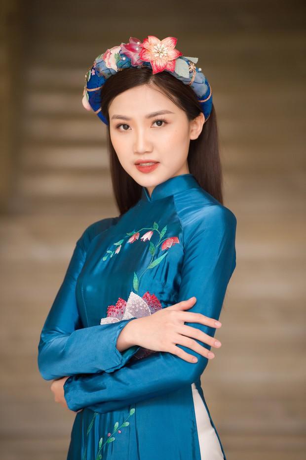 Phương Nga diện áo dài nền nã, thân thiết khi đụng độ bạn gái màn ảnh của Bình An - Ảnh 6.