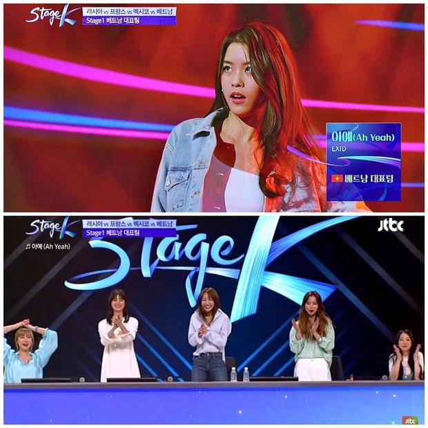 Xuất hiện cô bé Việt Nam nhảy cover đỉnh đến mức khiến EXID phải hú hét trên show thực tế Hàn Quốc! - Ảnh 6.