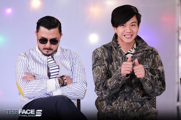 The Face Thailand: Cả làng đều vui khi HLV gốc Việt giữ lại 2 trai đẹp duy nhất - Ảnh 1.