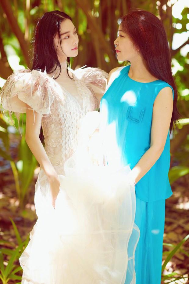 Lâm Tâm Như được tặng món quà đặc biệt, Phạm Băng Băng cùng dàn sao khoe khéo mẹ trẻ đẹp trong Ngày Của Mẹ - Ảnh 11.