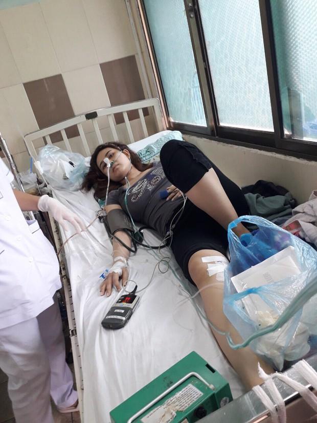 Bị nhiễm trùng máu và suy thận nặng, cô gái 26 tuổi rơi vào tình trạng nguy kịch, cộng đồng kêu gọi giúp đỡ - Ảnh 4.