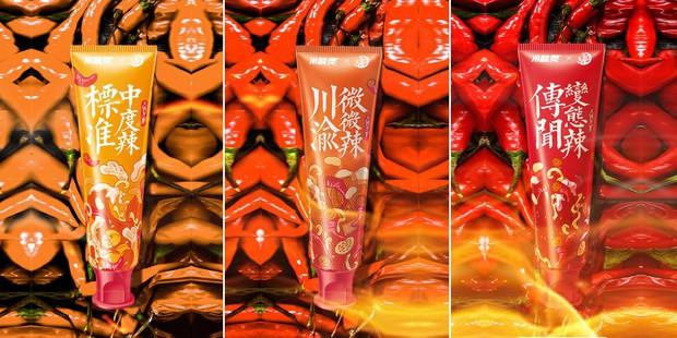 Kem đánh răng vị lẩu Tứ Xuyên cay đến biến thái: cho hội mê lẩu hơi thở thơm vị thịt sảng khoái vị ớt mỗi sớm ban mai - Ảnh 1.