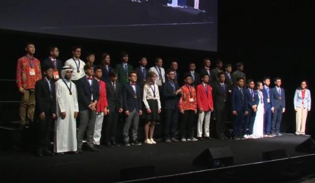 100% thí sinh Việt Nam đạt giải tại Olympic Vật lí châu Á 2019 - Ảnh 3.