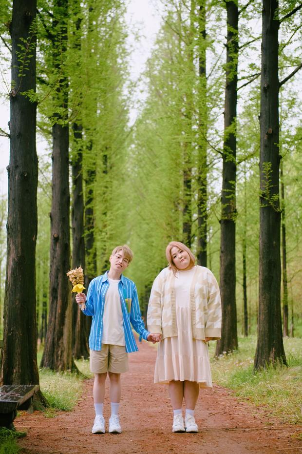 Đức Phúc siêu đáng yêu khi kết đôi cùng cô nàng thánh ăn Hàn Quốc - Yang Soo Bin, kể chuyện tình giảm cân hài hước - Ảnh 6.