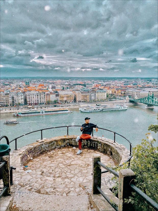 Theo chân anh bạn điển trai người Việt khám phá Budapest - thủ đô nổi tiếng đẹp như phim điện ảnh của Hungary - Ảnh 3.