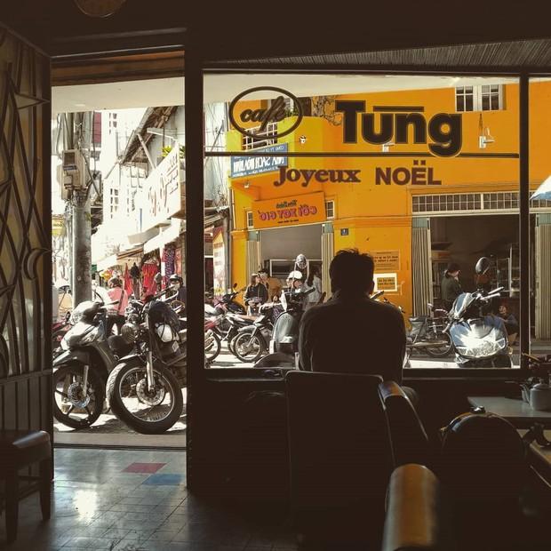 Cafe Tùng và những miền ký ức chưa kể về một hồn thơ Đà Lạt rất riêng, rất cũ giữa thời hiện đại! - Ảnh 5.