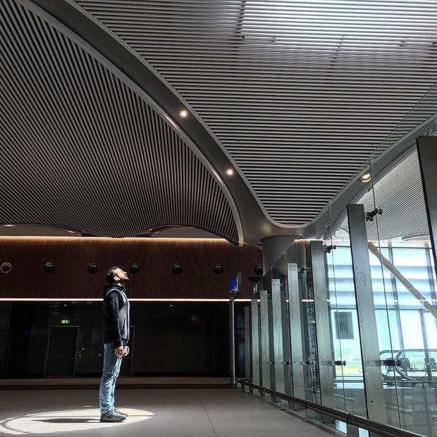 """Trầm trồ trước sân bay """"chịu chơi"""" nhất thế giới khi đầu tư hẳn cả phòng chờ sang chảnh chẳng kém khách sạn 5 sao - Ảnh 6."""