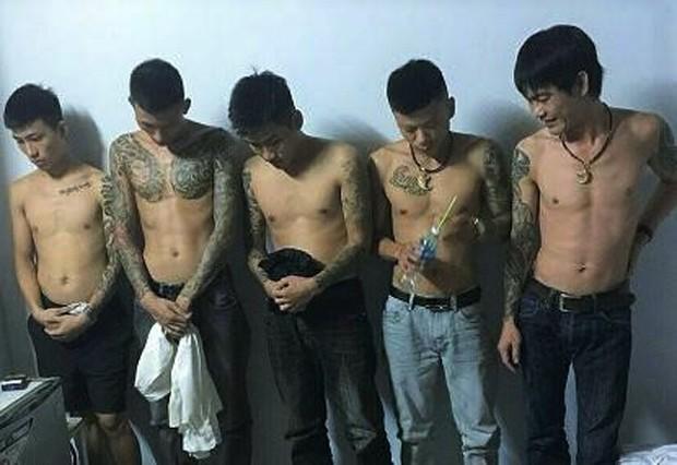 """Hà Tĩnh: 5 thanh niên thuê khách sạn mở """"tiệc ma túy đá"""" - Ảnh 1."""