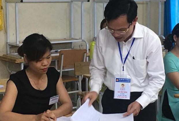 Chuẩn bị thi THPT quốc gia 2019: Có gì mới ở Hà Giang, Sơn La, Hòa Bình? - Ảnh 1.