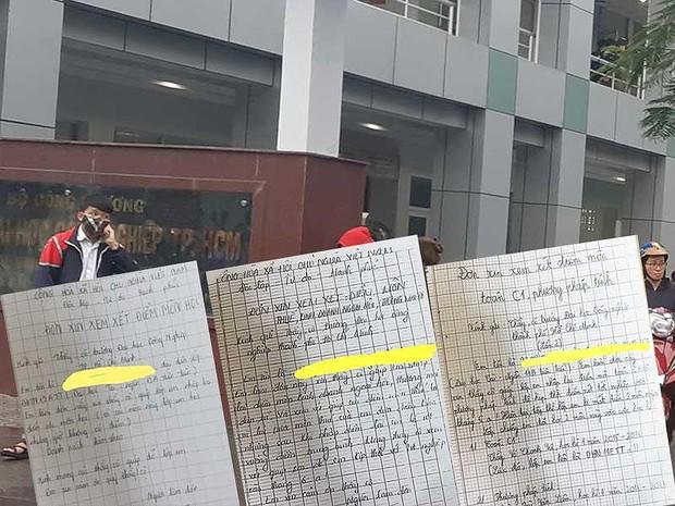 Sinh viên hoang mang vì điểm thi bị mất - Ảnh 1.