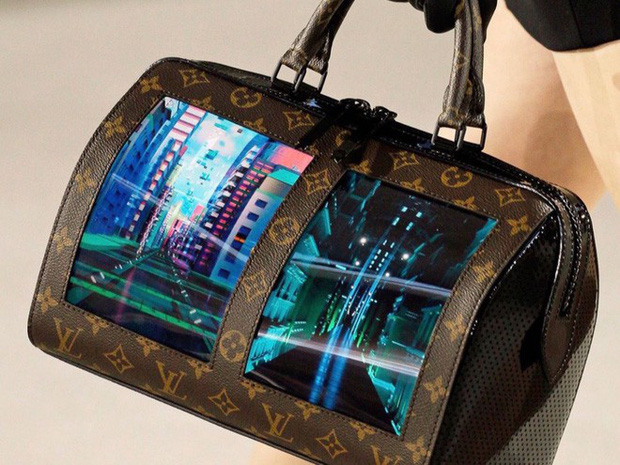 Đẳng cấp mới của Louis Vuitton: Tích hợp màn hình OLED vào túi xách, thời gian hiển thị tận 4 tiếng - Ảnh 4.