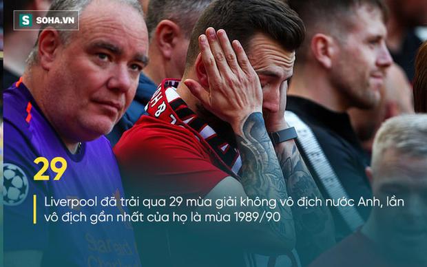 Nghịch lý đau khổ của Liverpool: Vét sạch giải thưởng Ngoại hạng Anh, trừ mỗi chức vô địch! - Ảnh 11.
