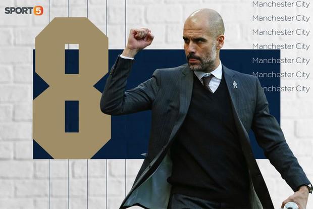 Những con số ấn tượng nhất Ngoại hạng Anh 2018/19: Kẻ về nhì vĩ đại Liverpool và những kỷ lục lần đầu được thiết lập - Ảnh 8.