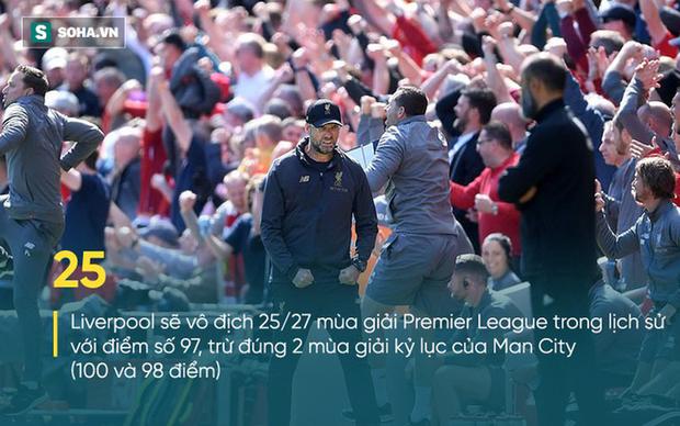 Nghịch lý đau khổ của Liverpool: Vét sạch giải thưởng Ngoại hạng Anh, trừ mỗi chức vô địch! - Ảnh 9.