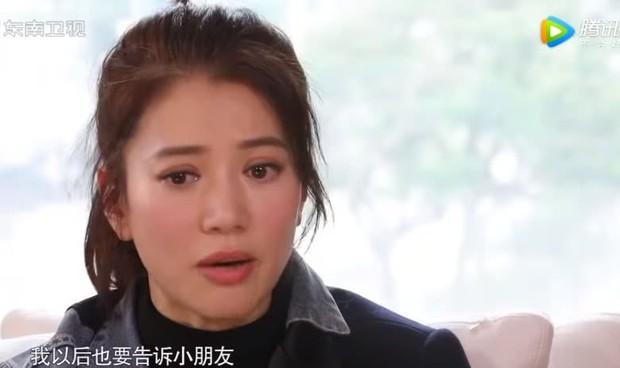 Viên Vịnh Nghi rơi nước mắt hối hận vì thành tiểu tam cặp kè đại gia, phản ứng của Trương Trí Lâm gây bất ngờ - Ảnh 3.
