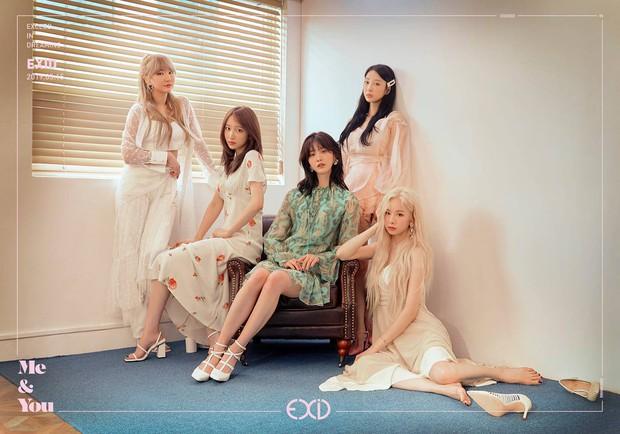 EXID ra teaser mới nhưng fan vui không nổi vì 1 thành viên gặp chấn thương, có thể không tham gia quảng bá - Ảnh 4.