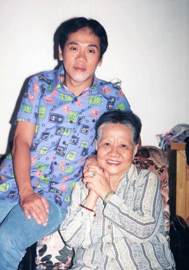 Mẹ NSƯT Thành Lộc qua đời ở tuổi 90, nhiều khán giả và nghệ sĩ gửi lời chia buồn - Ảnh 1.