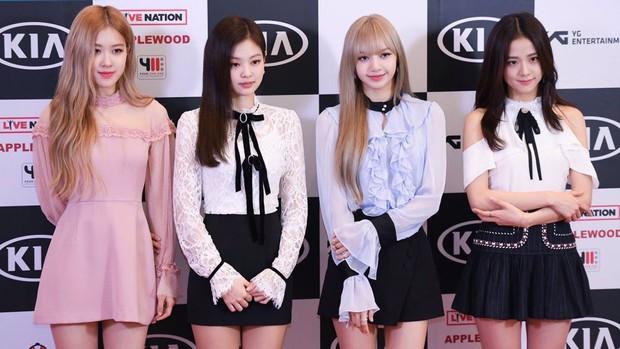 10 nhóm nữ có MV nhiều like nhất Kpop: BLACKPINK bất bại, nhiều tân binh đe doạ vị trí của TWICE, Red Velvet - Ảnh 1.