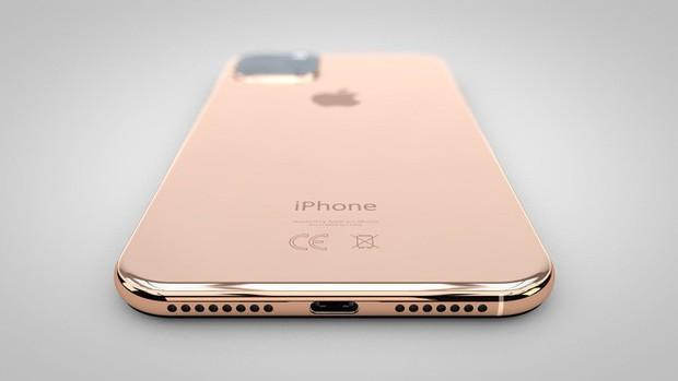 iPhone 2019 sắc nét như dao cạo qua ảnh dựng mới nhất, bóng lộn sang chảnh miễn chê - Ảnh 11.