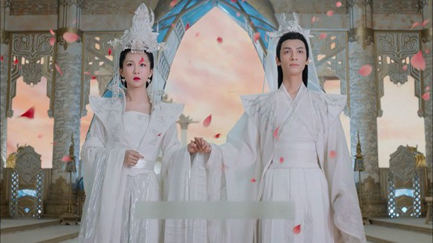 """7 tân lang cổ trang phim Hoa Ngữ đẹp """"khô máu"""", fan nữ tấp nập tranh nhau làm cô dâu! - Ảnh 11."""
