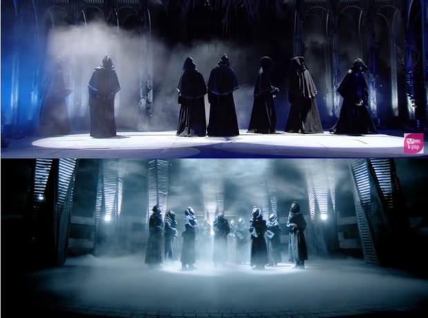 Bom tấn của Song Joong Ki lại nhá hàng teaser mới nhưng sao có cả EXO và BTS thế này? - Ảnh 6.
